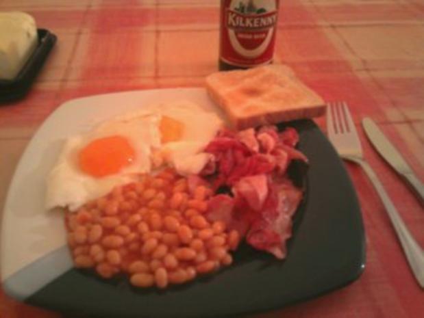 English Breakfast - Rezept