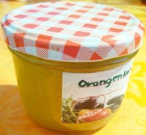 Einmachen: Orangen - Marmelade - Rezept