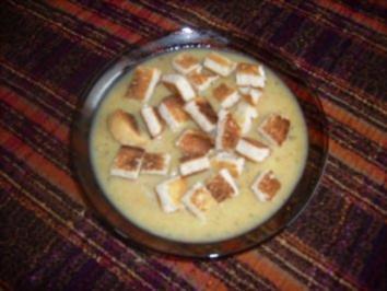 krem supa - Rezept