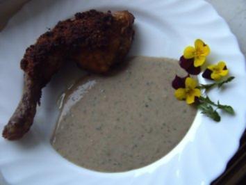 Hähnchenschenkel-knusprig - Rezept