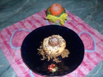Kuchen......Muffins....mit Ferrero-Rocher - Rezept