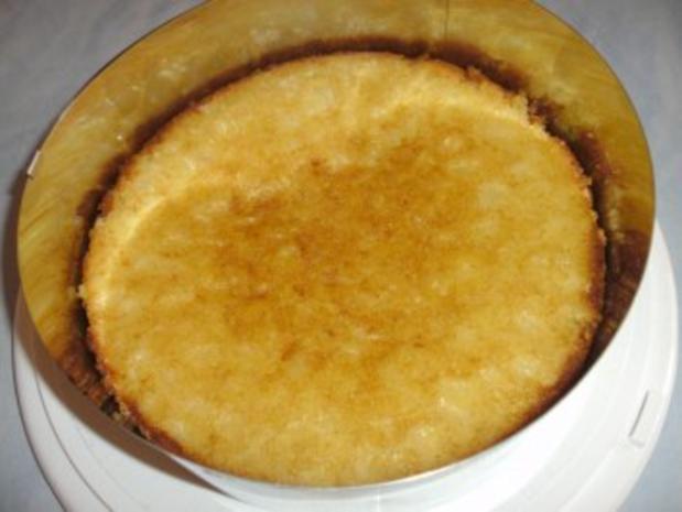 Eierlikörtorte mit Äpfeln - Rezept - Bild Nr. 7
