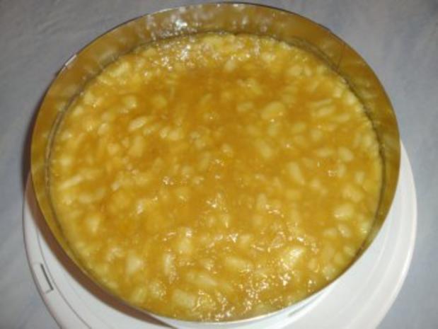 Eierlikörtorte mit Äpfeln - Rezept - Bild Nr. 8