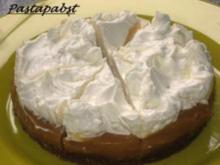 Nektarinen-Mascarpone-Kuchen - Rezept