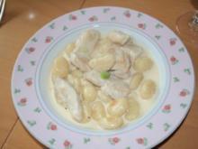 Puten-Gnocchi-Pfanne - Rezept
