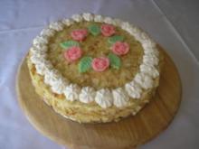 Malakoff-Torte - Rezept