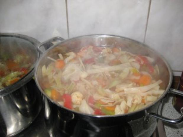 Kohlsuppe a la Chef - Rezept - Bild Nr. 2