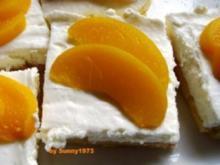 Quark-Sahne-Schnitten - Rezept