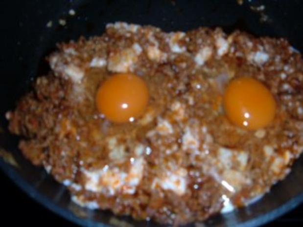 Eier im Hackfleisch-Nest - Rezept - Bild Nr. 2