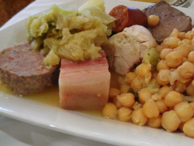 Cocico madrileño - Rezept