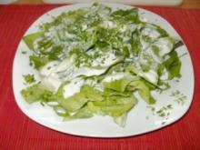 Kopfsalat á la Oma - Rezept