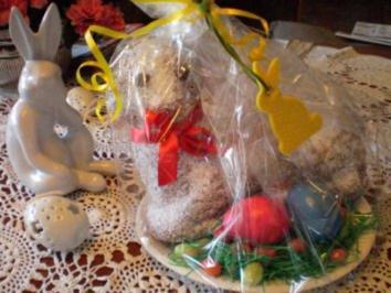 Rezept: Ein Osterlämmchen