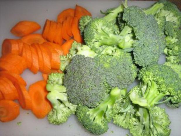 Broccoli-Karotten-Schinken Auflauf - Rezept - Bild Nr. 3