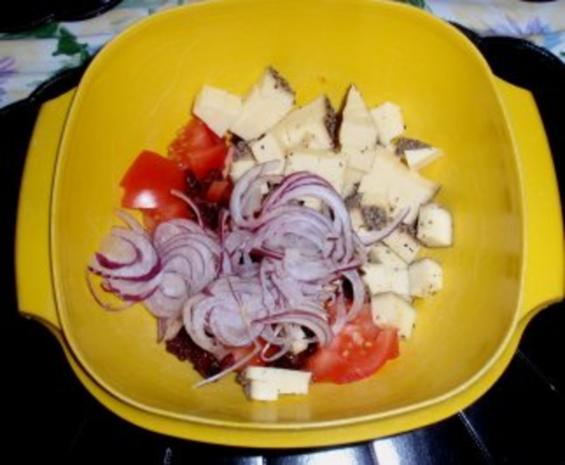 Exklusiver Tomatensalat - Rezept - Bild Nr. 3