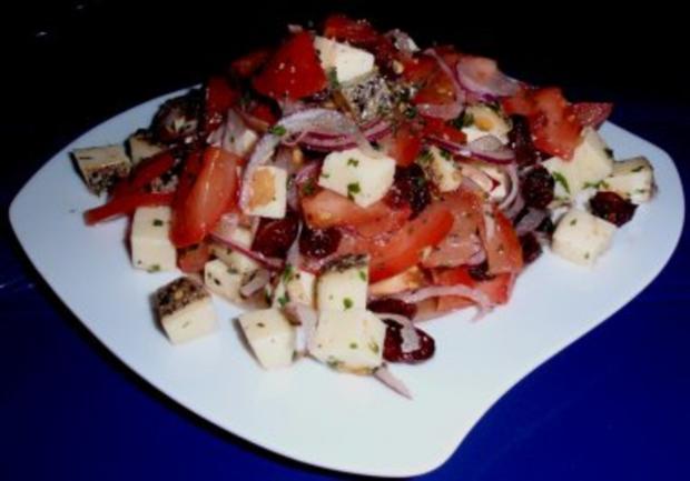 Exklusiver Tomatensalat - Rezept - Bild Nr. 4