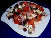 Exklusiver Tomatensalat - Rezept