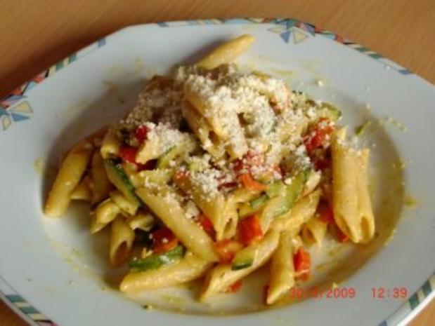 Curry-Nudel-Pfanne - Rezept - Bild Nr. 3