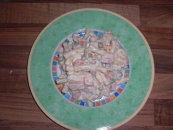 Rezept: Nudelsalat