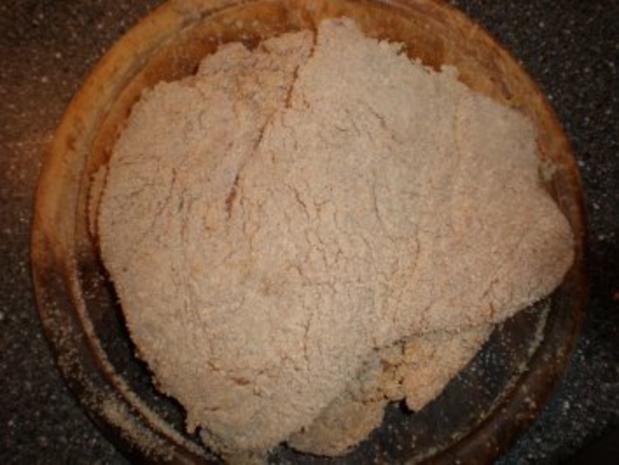 Schnitzel aus Hähnchenbrust - Rezept - Bild Nr. 3