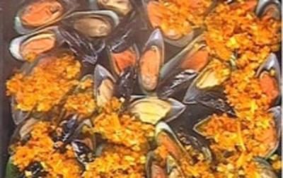 Muscheln vom Blech - Rezept - Bild Nr. 8