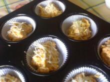 Käse Chips Muffins - Rezept
