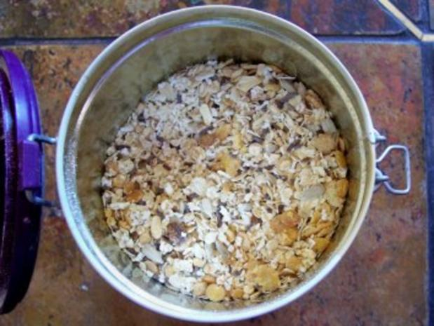 Frühstück: Mein Müsli - Mix - Rezept