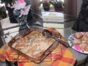 Broccoli - Blauer Kaese Broccoli Casserole -  Einfaches Gemuesse mal Elegant mit Blue Cheese - Rezept