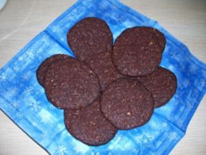 Double Chocolate Cookies - Rezept