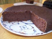 Kuchen/Torte...Pessach-Kuchen zu Ostern - Rezept