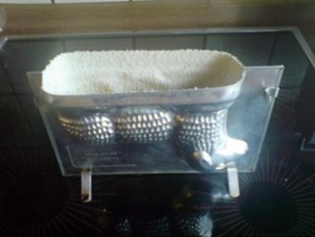 Kuchen  Osterlamm - Rezept - Bild Nr. 3