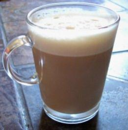 Getränk: Soja-Cappuccino-Drink - Rezept
