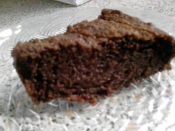 Chocolate Cake Deluxe xD - Rezept