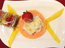 Klebereis mit exotischen Früchten - Rezept