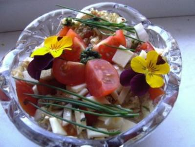 Chinakohlsalat ala Winne - Rezept