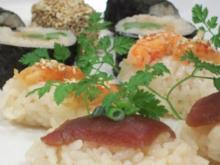 Sushi Nigiri & Hosomaki ... - Rezept
