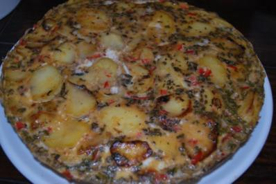 Tortilla-Häppchen - Rezept