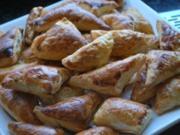 Empanadas mit Thunfischfüllung - Rezept