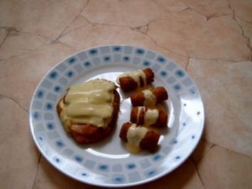 Überbackene-Schnitzel ala Chef - Rezept