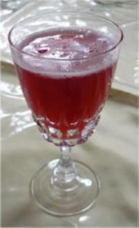 Frucht-Prickler - Rezept