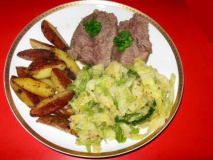 Rindfleisch (gekocht) - Rezept