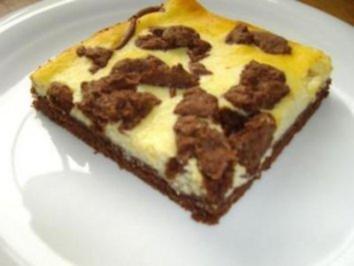 Kakao-Quark-Kuchen - Rezept