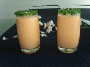 Getränke: Oster-Drink mit Rüben und Apfel - Rezept