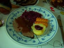 Mein 1. Rehbraten ;-)) - Rezept