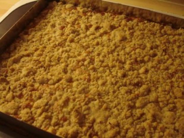 Apfelkuchen mit Streuseln - Rezept - Bild Nr. 2