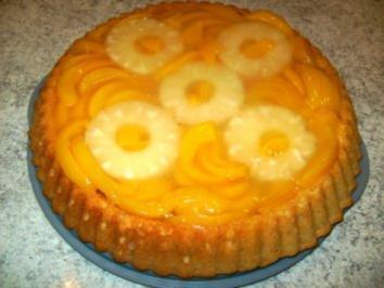Obstkuchen - Rezept