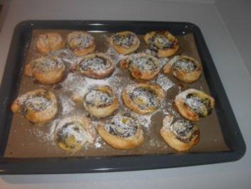 Rezept: Eierlikör - Vanille - Schneckchen