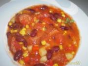 Bohnen - Mais Eintopf - Rezept