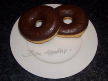 Rezept: Für Kids : Donuts