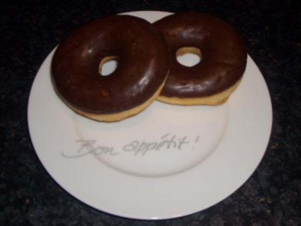 Für Kids : Donuts - Rezept