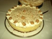 Torte : Ananas - Giotto - Torte mit Schuss ( Nr. 4 ) - Rezept